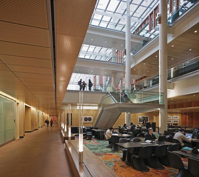 The Ross School of Business at the University of Michigan