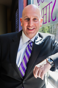 Isser Gallogly, NYU Stern School of Business assistant dean of MBA admissions