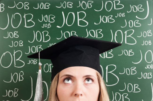 MBA job search schedules