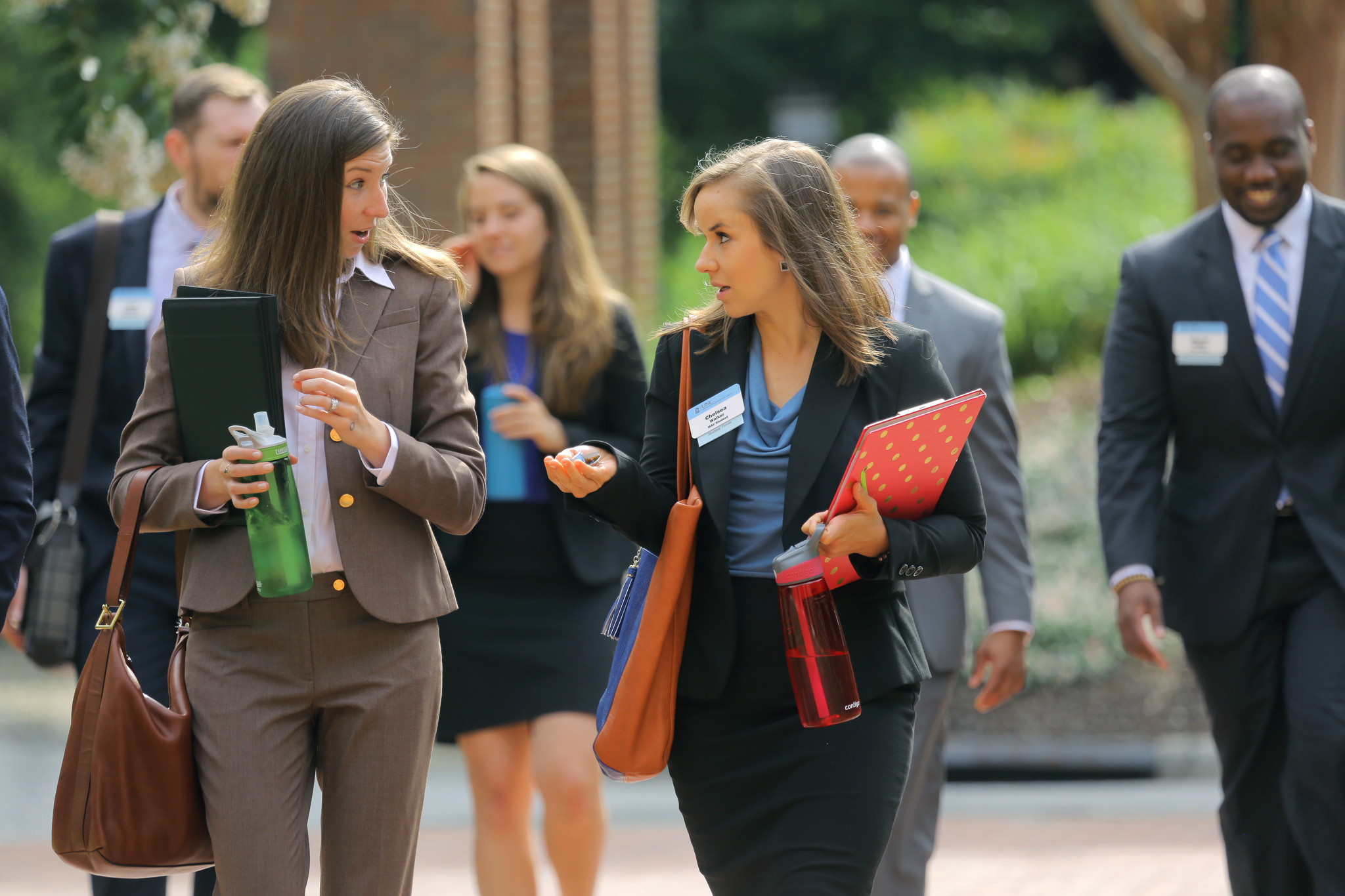 Kenan-Flagler MAC Students. Courtesy photo