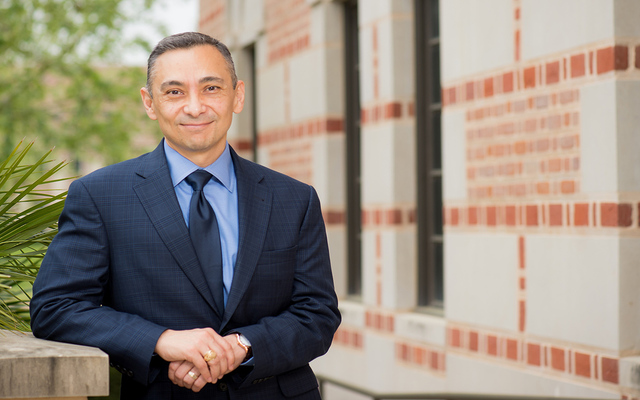 """Permalink to: """"Dean Q&A: Rice MBA's Peter Rodriguez"""""""