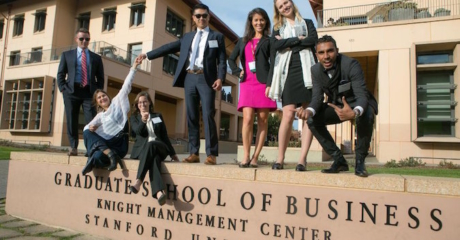 "Permalink to: ""A Day In The Life Of A Stanford MBA Student"""