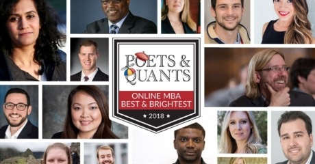 "Permalink to: ""Best & Brightest Online MBAs: Class Of 2018"""