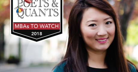 "Permalink to: ""2018 MBAs To Watch: Jingjia Zang, University of Chicago (Booth)"""