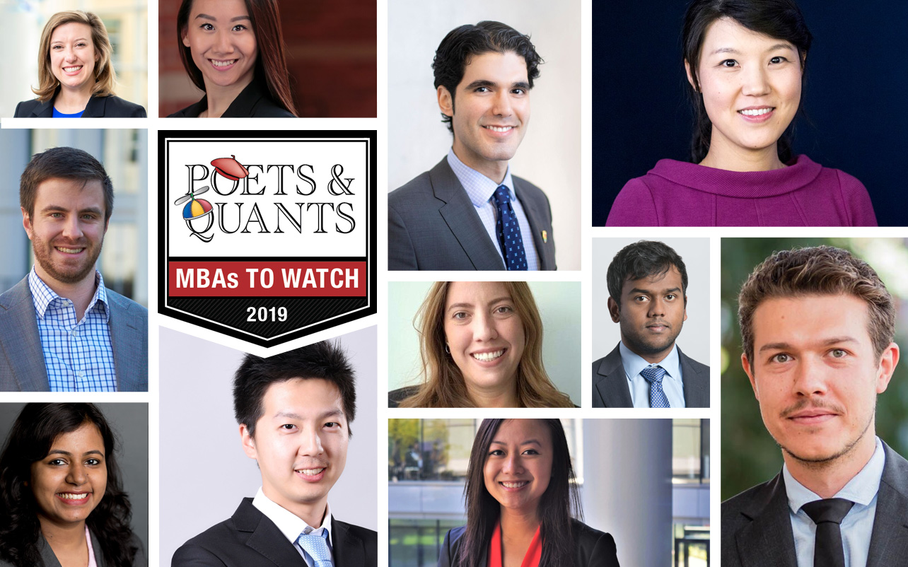 100 MBAs To Watch In The Class Of 2019
